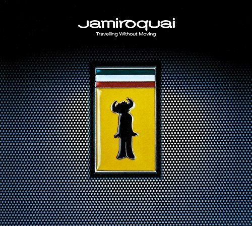 Jamiroquai Travelling Without Moving Del Import Gbr 2 CD