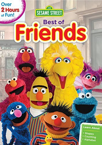 Sesame Street Best Of Friends Nr
