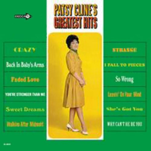 Patsy Cline Greatest Hits