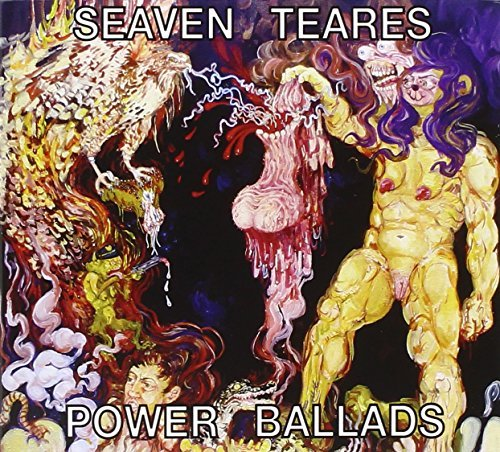 Seaven Teares Power Ballads Digipak