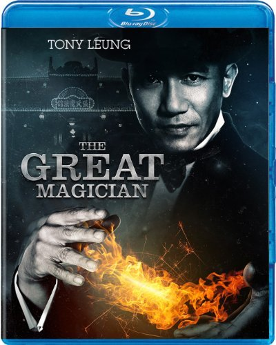 Great Magician Leung Tony Blu Ray Ws Nr