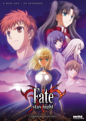 Fate Stay Night Complete Coll Fate Stay Night Jpn Lng Eng Sub Nr 4 DVD