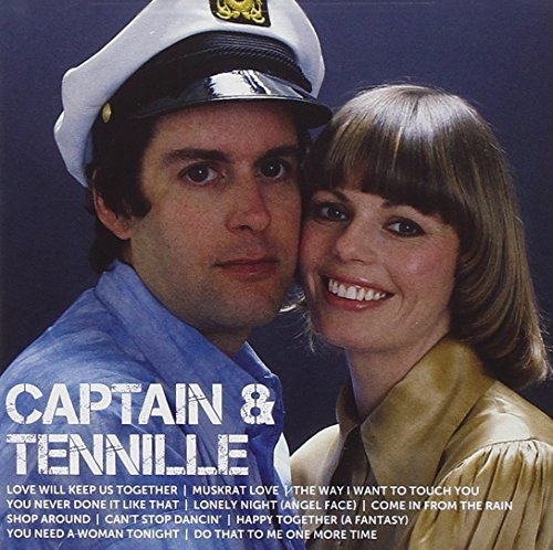 Captain & Tennille Icon