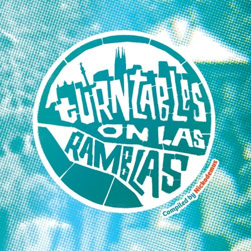 Turntables On Las Ramblas Turntables On Las Ramblas
