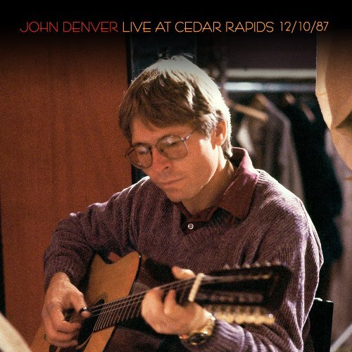 John Denver Live At Cedar Rapids 12 10 87 2 CD