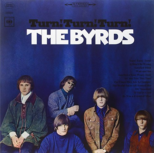 Byrds Turn! Turn! Turn! 180gm Vinyl