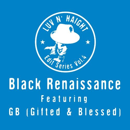 Gb (gifted & Blessed) Vol. 4 Luv N' Haight Edit Seri Incl. Digital Download