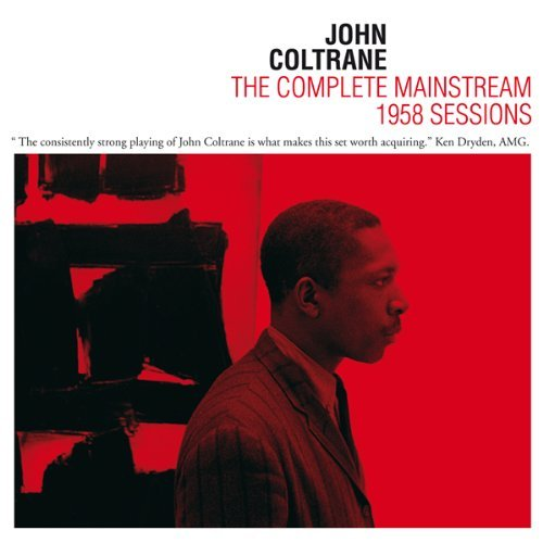 Coltrane John Complete Mainstream 1958 Sessi Import Esp