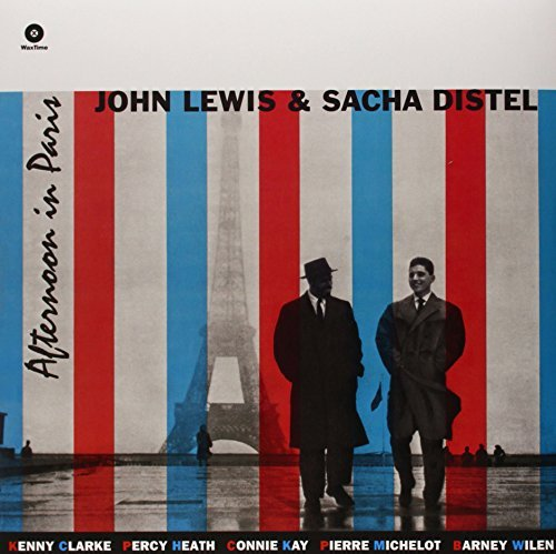 John Sacha Distel Lewis Afternoon In Paris Import Esp