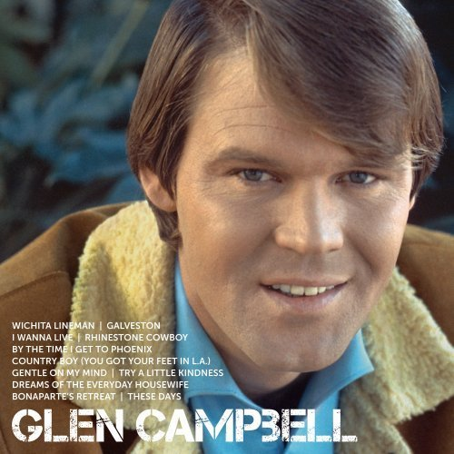 Glen Campbell Icon