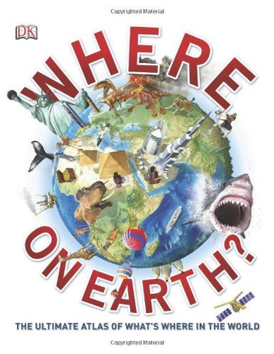 Dk Publishers Where On Earth?