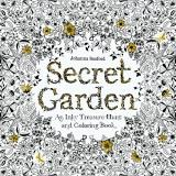 Johanna Basford Secret Garden An Inky Treasure Hunt And Coloring Book