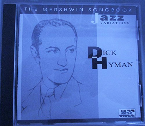 Hyman Dick Gershwin Songbook Jazz Variations