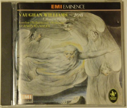 R. Vaughan Williams Job A Masque For Dancing