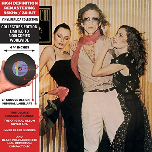 Bob Welch Three Hearts Remastered Lmtd Ed.