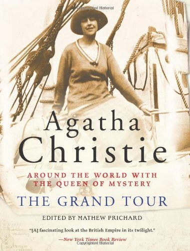 Agatha Christie The Grand Tour