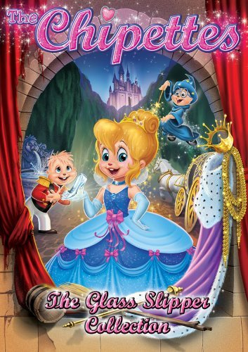 Chipettes Glass Slipper Collection Nr