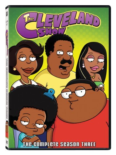 Cleveland Show Cleveland Show Season 3 This Item Is Made On Demand Could Take 2 3 Weeks For Delivery