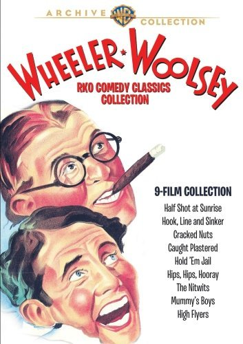 Wheeler & Woolsey Rko Comedy Wheeler & Woolsey DVD Mod This Item Is Made On Demand Could Take 2 3 Weeks For Delivery