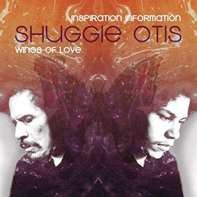 Shuggie Otis Inspiration Information Wings 2 CD Digipak