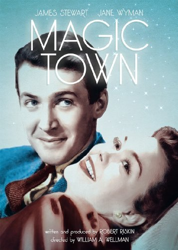 Magic Town (1947) Stewart Wyman Nr