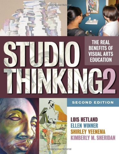 Lois Hetland Studio Thinking 2 The Real Benefits Of Visual Arts Education 0002 Edition;revised