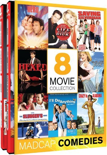 Madcap Comedies 8 Hilarious Hits R 4 DVD