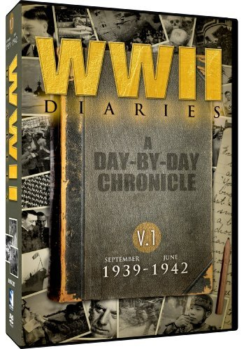 Vol. 1 Sept 1939 Jun 1942 Wwii Diaries Tv14 9 DVD