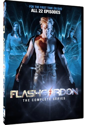 Flash Gordon Complete Series Ws Tv14 4 DVD