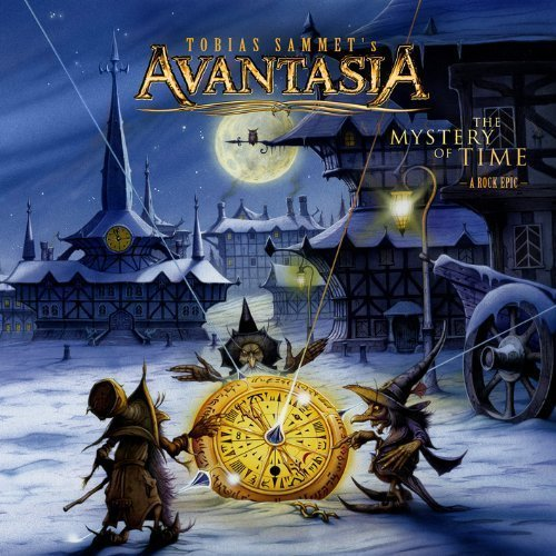 Avantasia Mystery Of Time