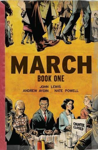 John Lewis March Book One