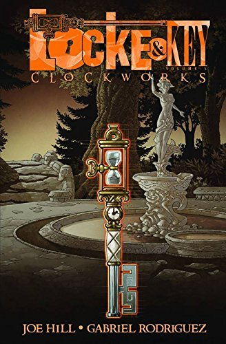 Joe Hill Locke & Key Volume 5 Clockworks