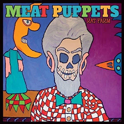 Meat Puppets Rat Farm Ecopak