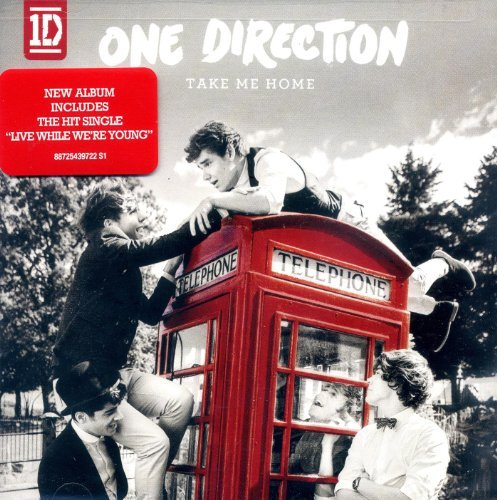 One Direction Take Me Home (target Exclusive 0085 Sny