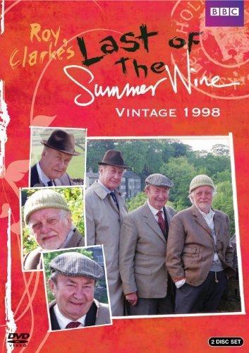 Vintage 1998 Last Of The Summer Wine Nr 2 DVD