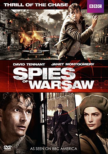 Spies Of Warsaw Tennant Montgomery Aws Nr