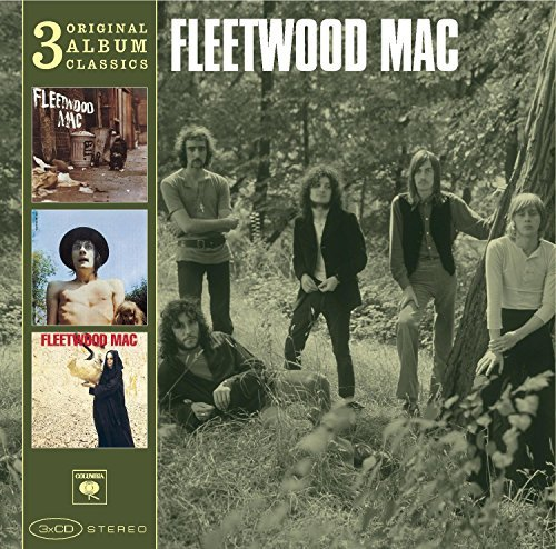Fleetwood Mac Original Album Classics Import Eu 3 CD