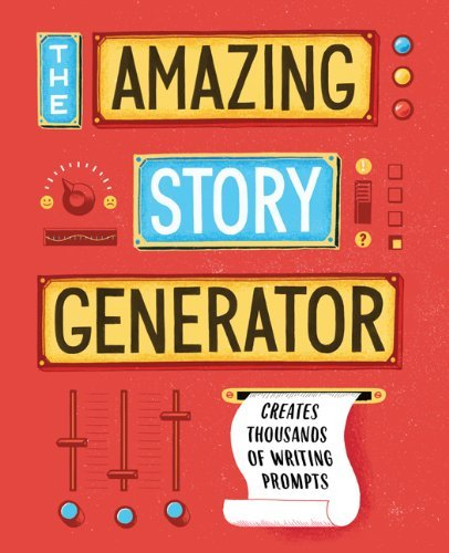Jason Sacher Amazing Story Generator The Creates Thousands Of Writing Prompts