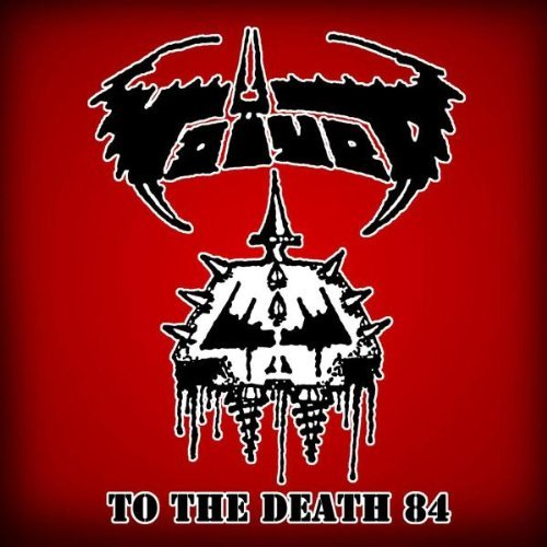 Voivod To The Death 84 2 Lp