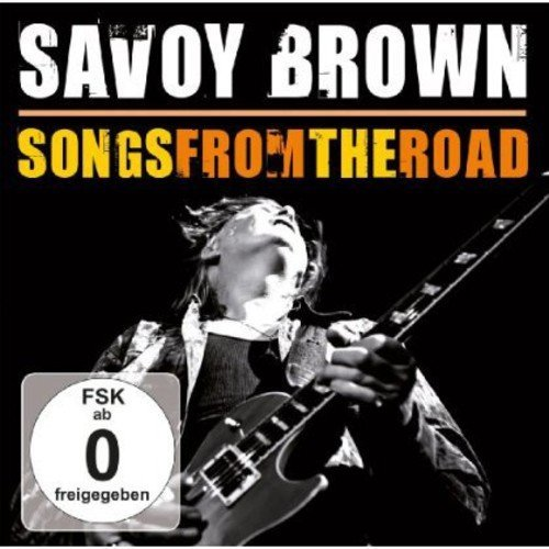 Savoy Brown Songs From The Road Incl. DVD