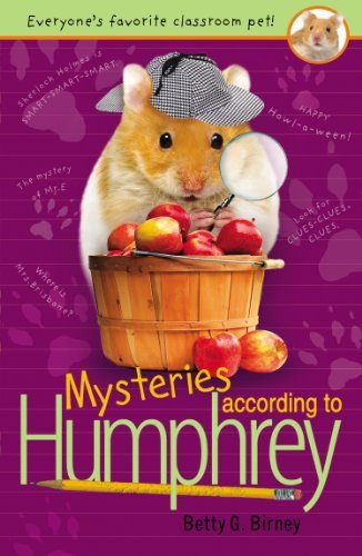 Betty G. Birney Mysteries According To Humphrey