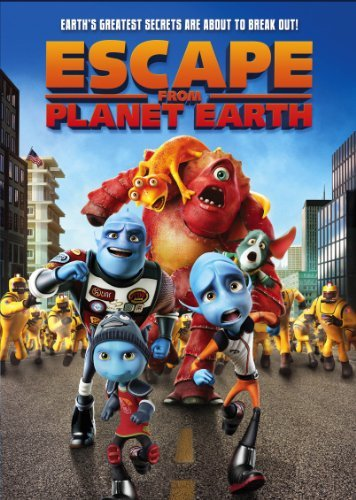Escape From Planet Earth Escape From Planet Earth Ws Pg