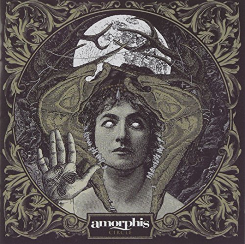 Amorphis Circle Jewel Case