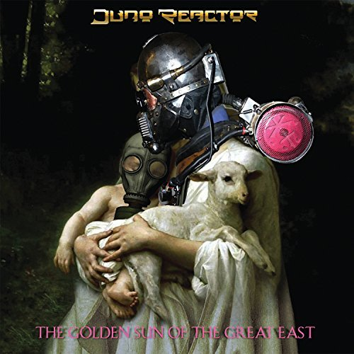 Juno Reactor Golden Sun Of The Great East Digipak