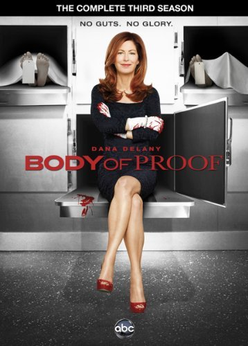 Body Of Proof Body Of Proof Season 3 Ws Tv14 3 DVD