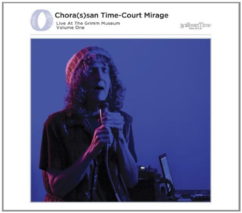 Catherine Christer Hennix Vol. 1 Chora(s)san Time Court Digipak