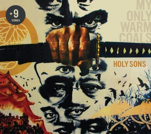 Holy Sons My Only Warm Coals Digipak