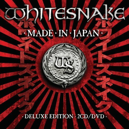 Whitesnake Made In Japan Deluxe Ed.