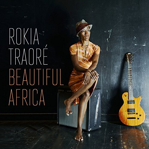 Rokia Traore Beautiful Africa
