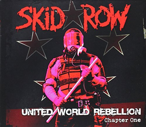Skid Row United World Rebellion Chapter Digipak